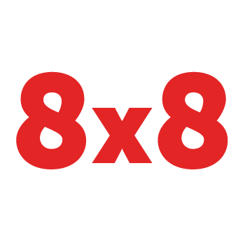 8x8 hosted voip